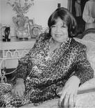 Anna Gordy Gaye, former wife of singer Marvin Gaye and sister of Motown founder Berry Gordy Jr., is shown in this undated publicity photo released to Reuters on January 31, 2014. REUTERS/Universal Music Enterprises/Handout via Reuters