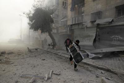 U.S. denies it sought direct negotiations with Syria...