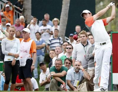 McIlroy rues tricky greens as Euro title drought...