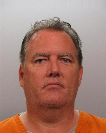 Jacksonville Sheriff's Office booking photo of Michael Dunn released to Reuters on February 3, 2014. REUTERS/Jacksonville Sheriff's Office/Handout