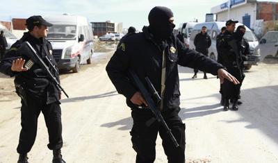 Tunisian police kill seven militants, including senior...