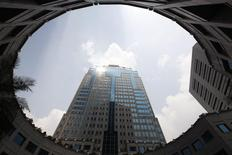 A view shows the Bank Indonesia building in central Jakarta July 11, 2013. REUTERS/Enny Nuraheni