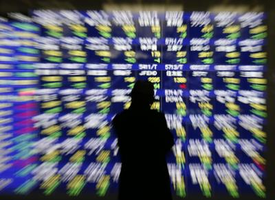 Asia shares find tentative support, mood brittle