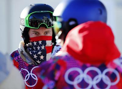 White pulls out of 'too-risky' slopestyle