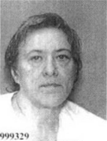 The Texas Department of Criminal Justice photo shows Suzanne Margaret Basso, a death row inmate in this photo obtained on February 5, 2014. REUTERS/Texas Department of Criminal Justice/Handout via Reuters