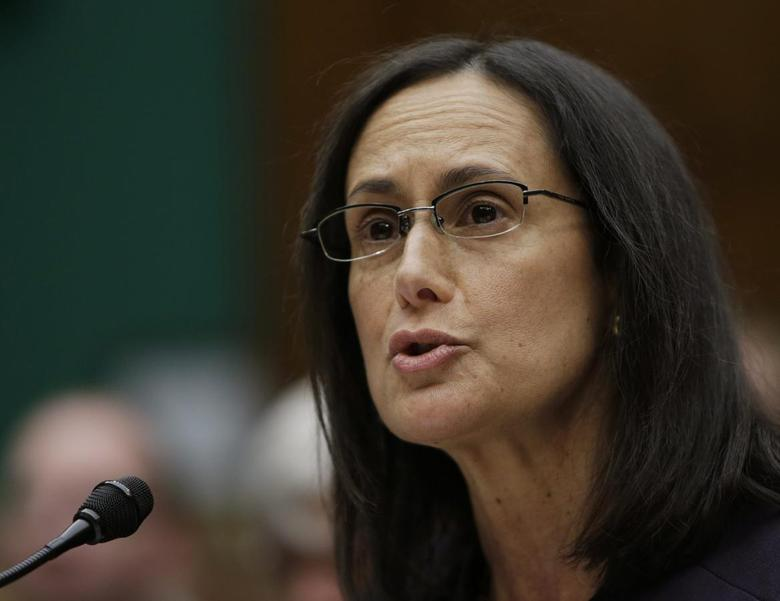 Attorney General for the State of Illinois Lisa Madigan testifies before the House Energy and Commerce Subcommittee on protecting consumer information in Washington February 5, 2014. REUTERS/Gary Cameron