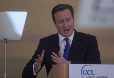 Cameron to Scotland: Don't break away and erode UK's...