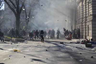 Bosnia rocked by spreading anti-government unrest