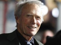 "Director Clint Eastwood is interviewed at the opening night gala for AFI Fest 2011 with the premiere of Eastwood's film ""J. Edgar"" in Hollywood November 3, 2011. REUTERS/Fred Prouser"