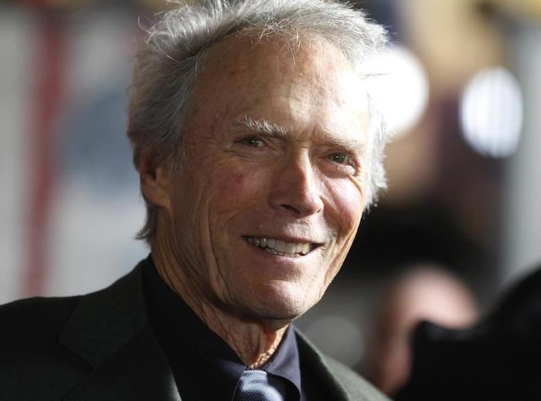 Director Clint Eastwood is interviewed at the opening night gala for AFI Fest 2011 with the premiere of Eastwood's film ''J. Edgar'' in Hollywood November 3, 2011. REUTERS/Fred Prouser