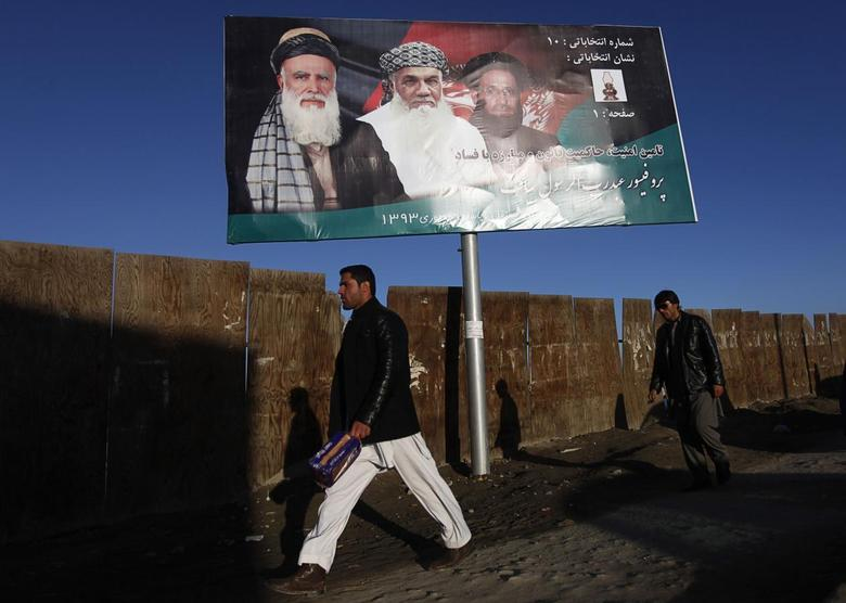 Afghanistan says set to ensure elections avoid past...