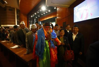 Nepal picks Koirala as new PM, but challenges remain