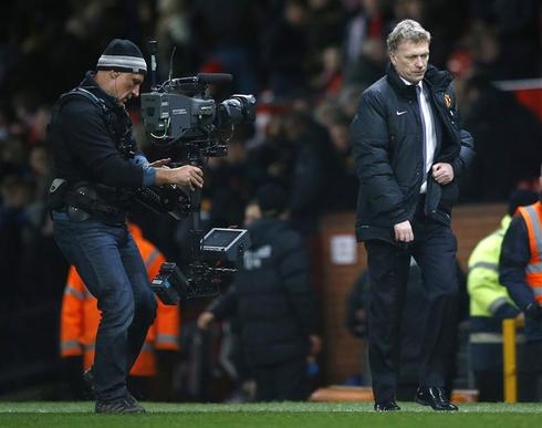 United's luck will change, says beleaguered Moyes