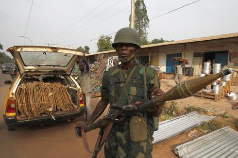 Mass grave found in Central African Republic, U.N. warns of 'cleansing'
