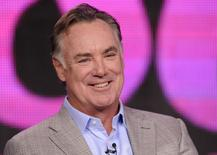 """Miracle on Ice"" hockey team member Jim Craig takes part in a panel discussion of National Geographic Channel's ""The 80s"" during the 2013 Winter Press Tour for the Television Critics Association in Pasadena, California January 4, 2013. REUTERS/Gus Ruelas"