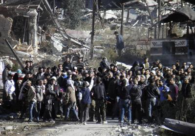 Ceasefire in Syria's Homs extended: governor