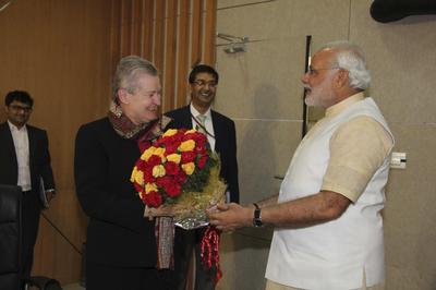 U.S. envoy meets India's Modi, signaling end of...