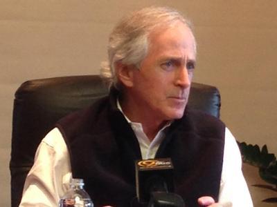 As Volkswagen workers vote, Tennessee senator ramps up...