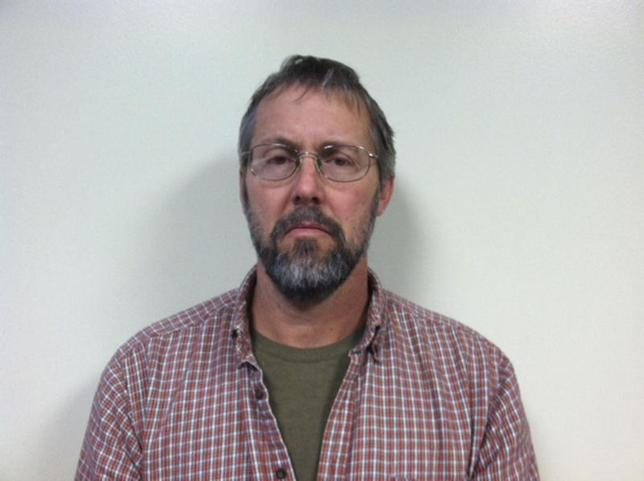 Richard Parker, 49, is pictured in this undated handout photo obtained by Reuters February 13, 2014. REUTERS/Tennessee Bureau of Investigation/Handout via Reuters