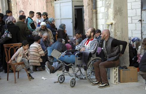 ICRC: Homs move doesn't improve humanitarian situation in Syria