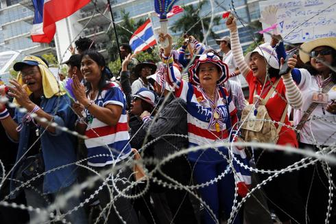 Thai court warns against using emergency powers to disperse protests