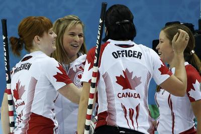 Canada's women to face Swedes for gold