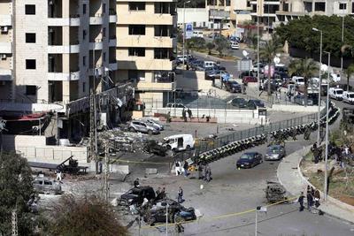 Al Qaeda-linked group claims Beirut bombings