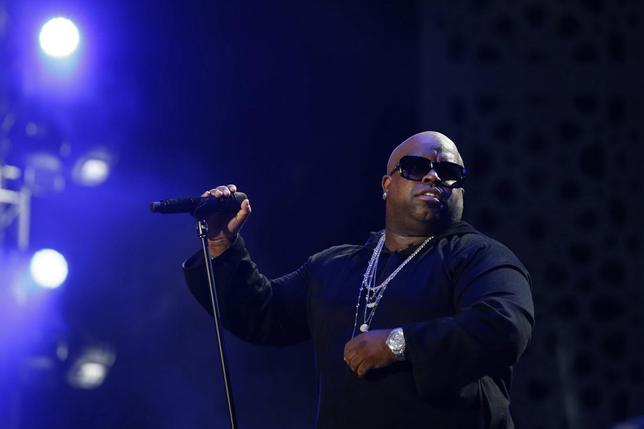 U.S. singer CeeLo Green performs during the 12th Mawazine World Rhythms international Music Festival in Rabat June 1, 2013. REUTERS/Youssef Boudlal