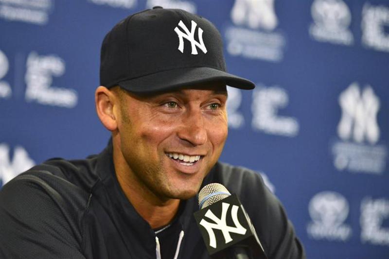 MLB=ジーターが引退会見、「野球以外のことをしてみたい」