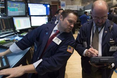 Wall St. rises on factory data; Tesla and Facebook...