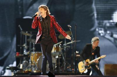 Rolling Stones rock Abu Dhabi in first Middle East...