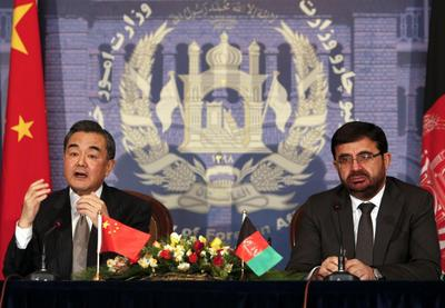 Top official says Chinese security depends on Afghan...