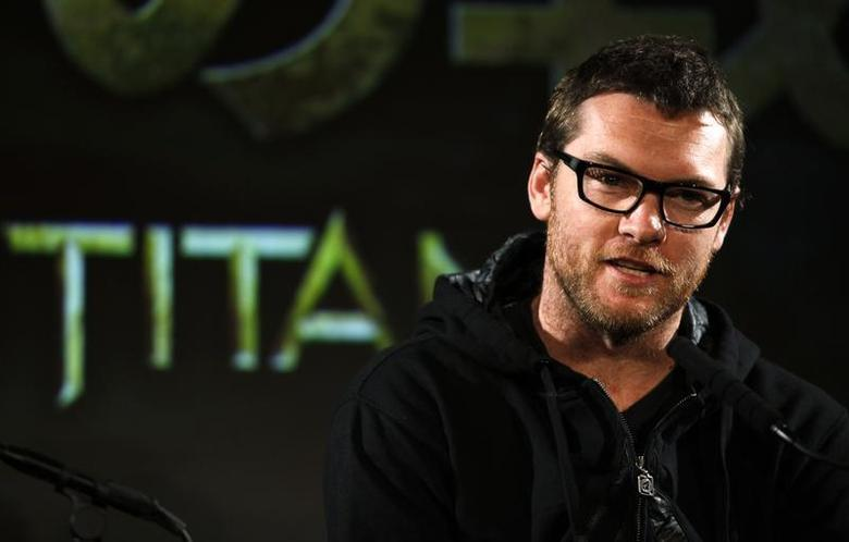 Cast member Sam Worthington attends a news conference of ''Clash of the Titans'' in Tokyo April 7, 2010. REUTERS/Yuriko Nakao