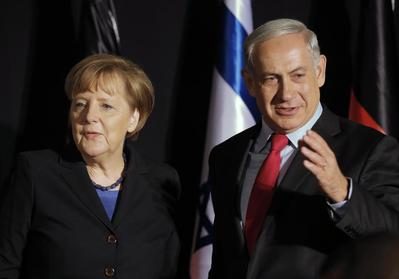 Iran a threat not just to Israel, says Germany's...
