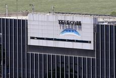 La casa matriz de Telecom en Buenos Aires, nov 14 2013. Telecom Argentina, una de las mayores empresas de telecomunicaciones del país, reportaría un sólido aumento interanual de un 26,3 por ciento en sus ganancias del cuarto trimestre del 2013, impulsado por mayores ventas, dijeron analistas. REUTERS/Enrique Marcarian