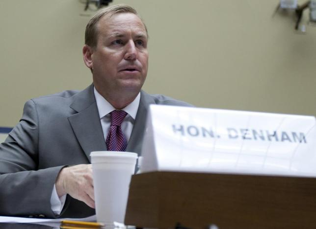U.S. Representative Jeff Denham (R-CA) attends a House Oversight and Government Reform Committee hearing in Washington, in this July 27, 2011 handout photograph obtained by Reuters on November 25, 2013. REUTERS/Image courtesy of the House Oversight and Government Reform Committee/Handout via Reuters