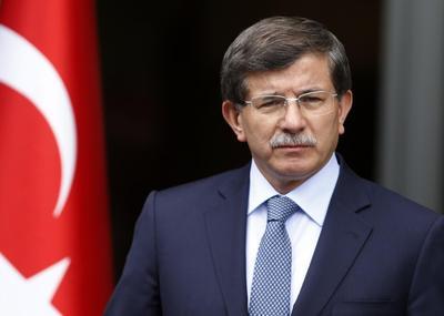 Turkish foreign minister says world has failed Syria