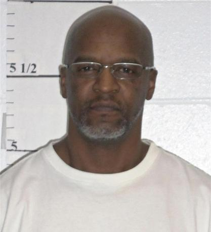 Convicted killer Michael Taylor is shown in this Missouri Department of Corrections photo released on February 25, 2014. REUTERS/Missouri Department of Corrections/Handout