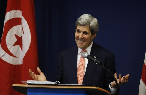 Kerry: U.S. must pursue Iran talks before considering going to war