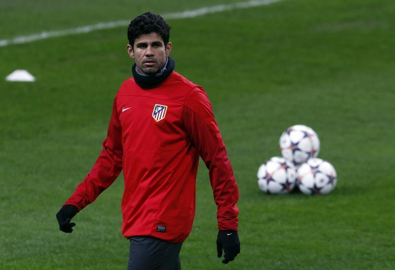 Costa in Spain squad for Italy friendly