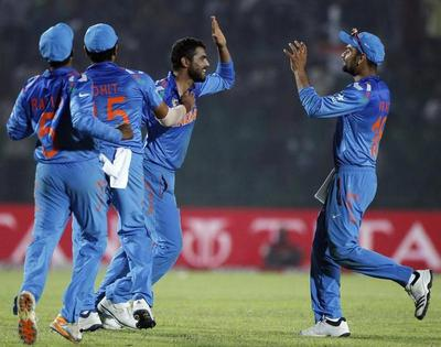 India vs Sri Lanka, Asia Cup 2014