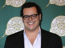 "Actor Josh Gad, voice talent for ""Olaf"" in the animated film ""Frozen"", poses at the 51st annual Publicists Guild Awards in Beverly Hills, California February 28, 2014. REUTERS/Fred Prouser"