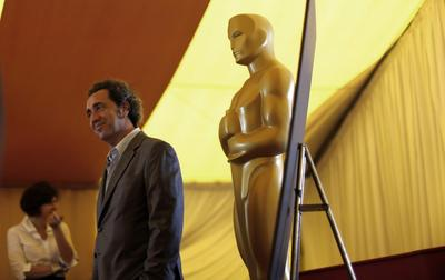 Italy's 'The Great Beauty' wins best foreign language...