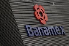 Una sucursal de Banamex en Ciudad de México, feb 28 2014. Un gran jurado federal investiga a Citigroup y su unidad Banamex USA por asuntos relacionados con el cumplimiento de la Ley de Secreto Bancario estadounidense y requerimientos contra el lavado de dinero, dijo la compañía. REUTERS/Edgard Garrido