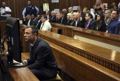 Pistorius trial witness: 'bloodcurdling screams' then...