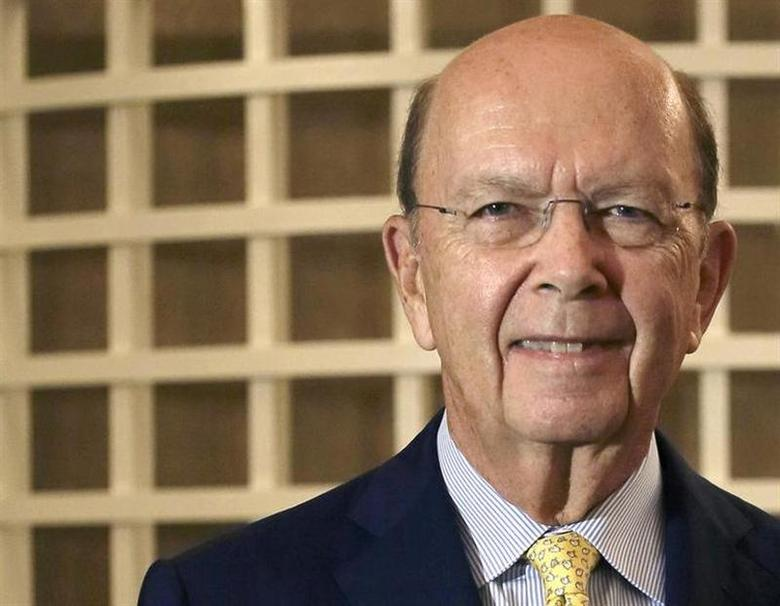 Billionaire U.S. investor Wilbur Ross poses for a photo after an interview with Reuters on the sidelines of a conference at a hotel in Singapore September 25, 2012 file photo. REUTERS/Tim Chong