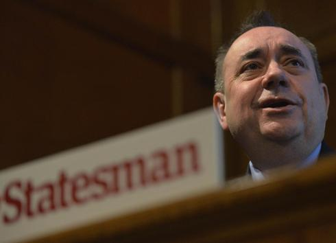 Scottish leader calls on all Britons to back independence