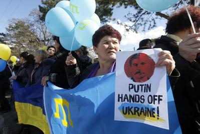 Big power talks on Ukraine crisis make little progress