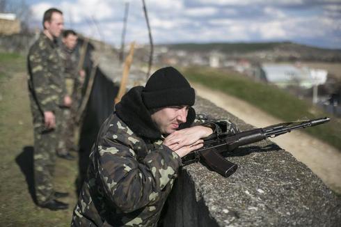 Waiting in Crimea