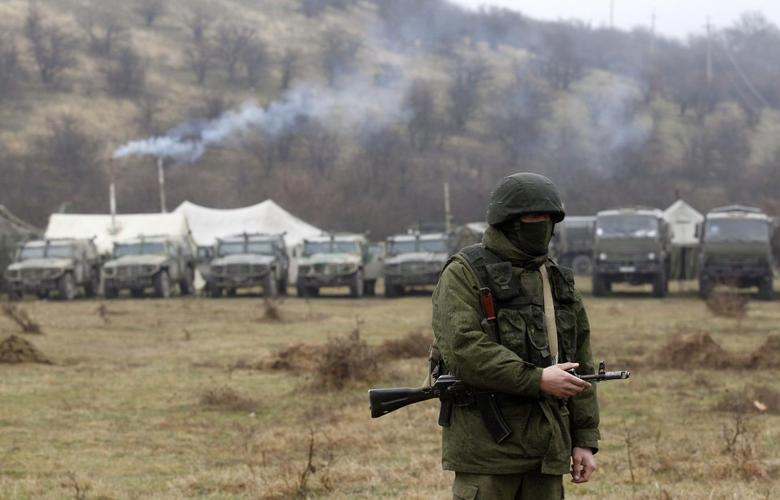 Ukraine standoff intensifies, Russia says sanctions...